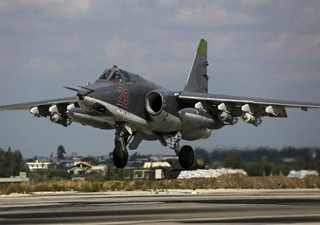 Aviation russe en Syrie