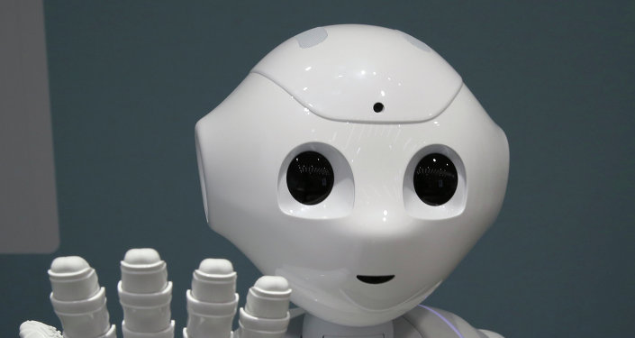 Robot Pepper à Tokyo