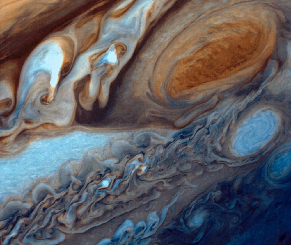 Les huit plus une planètes du système solaire