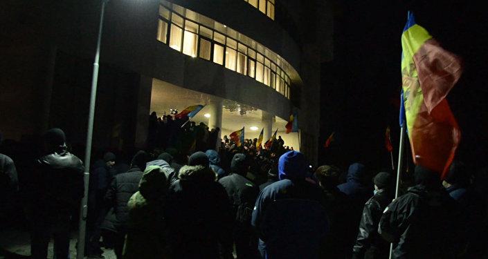 Moldavie: les manifestations et l'attaque sur le chef du Parti libéral