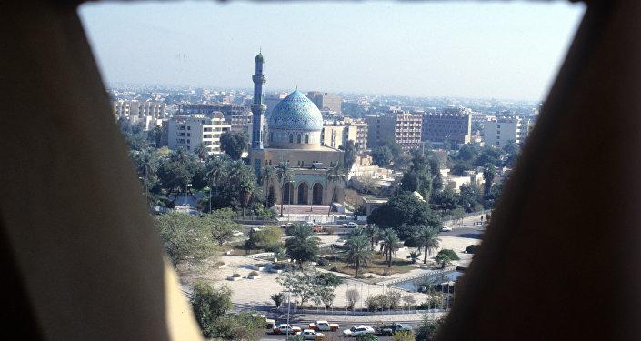 Irak. La ville de Bagdad