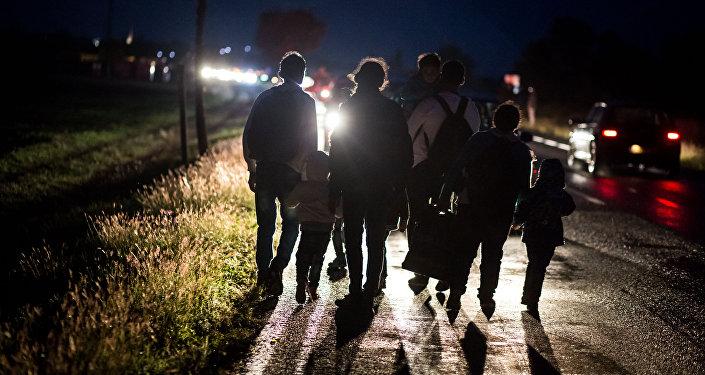 migrants,Autriche