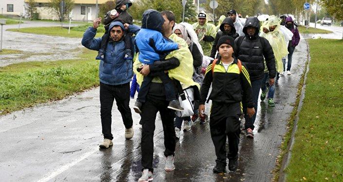 Réfugiés en Finlande