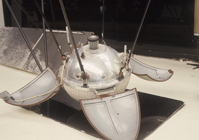 Sonde soviétique Luna-9