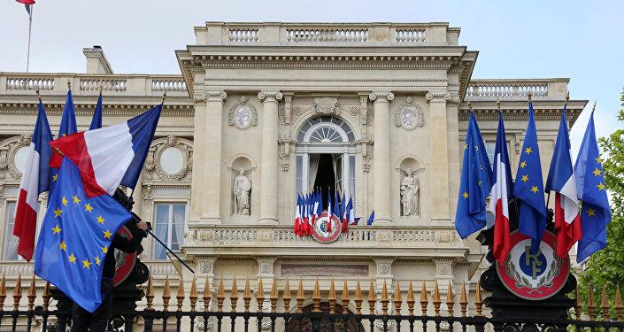 le ministère français des Affaires étrangères