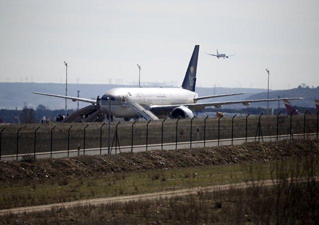 Alerte sur un vol Madrid-Ryad de Saudi Airlines, les passagers débarqués