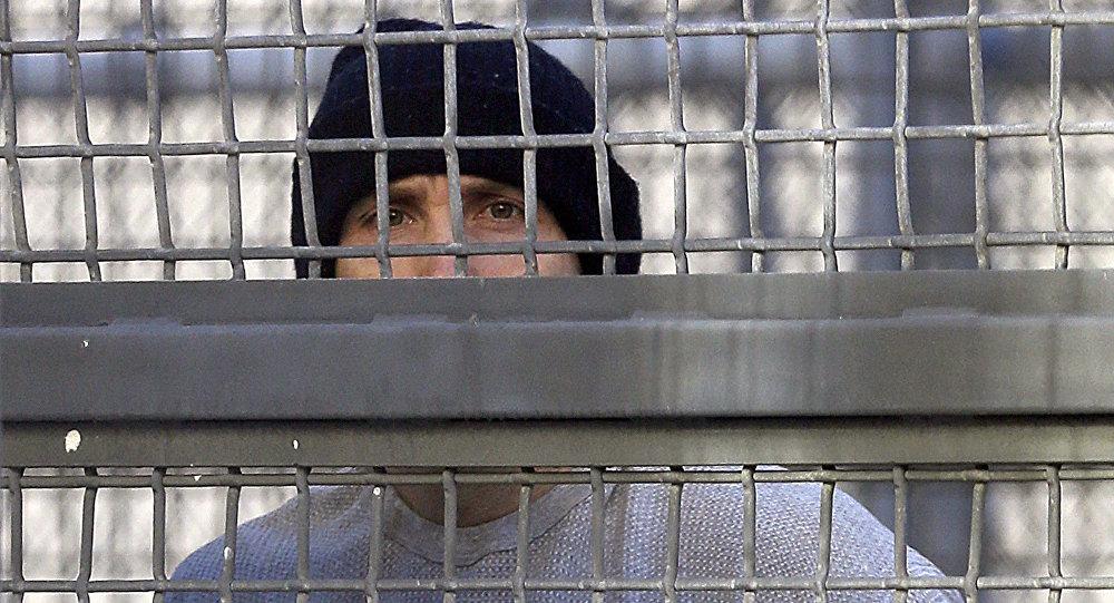 Un détenu de la prison américaine de San Quentin