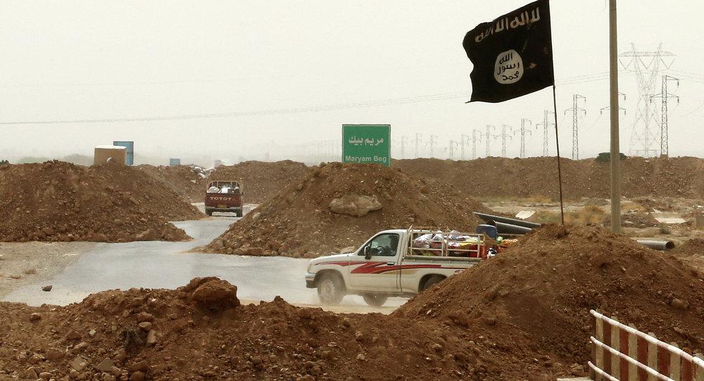 Les djihadistes de Daech en Irak