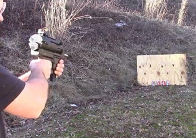 Un pistolet semi-automatique 3D prêt (ou presque) à l'emploi