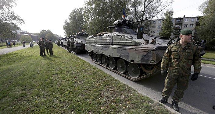 Militaires de l'Otan