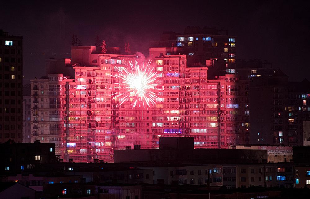 Le Nouvel an chinois: le singe de feu a remplacé le mouton en bois