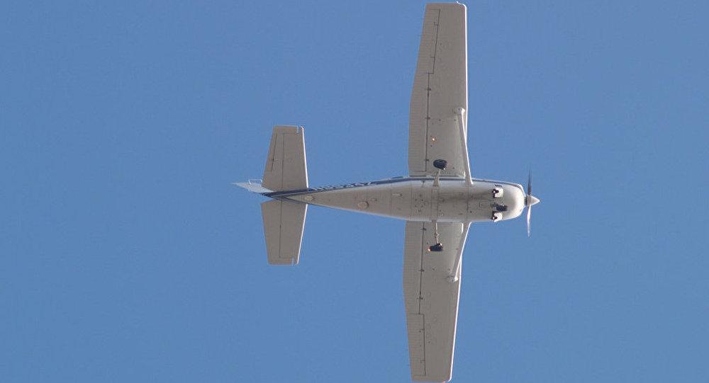 Un avion à combustible d'hydrogène solide effectue son premier vol