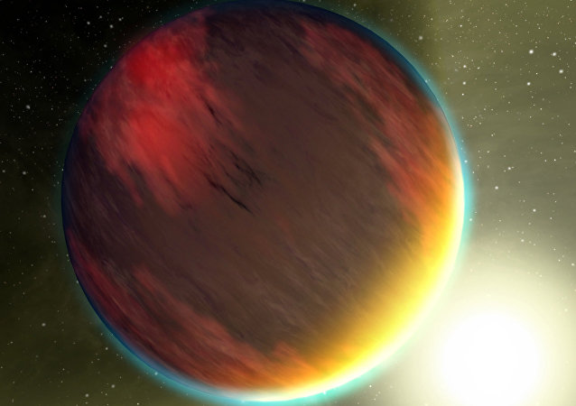 Super-terre Kepler, image d'illustration