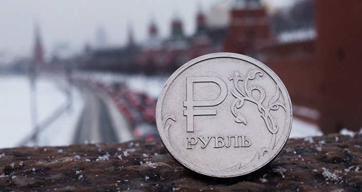 Rouble russe
