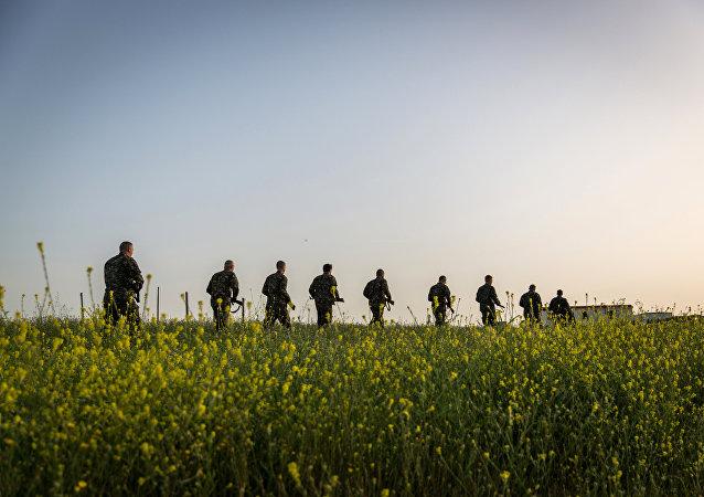 rebelles kurdes
