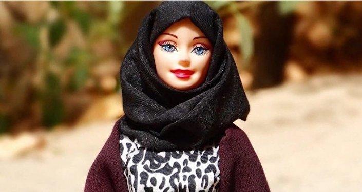 Barbie hijab débarque sur Instagram