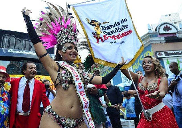 Le carnaval brésilien: la fête qui représente l'âme du peuple