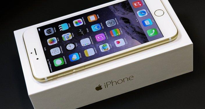 Un iPhone 6 Plus