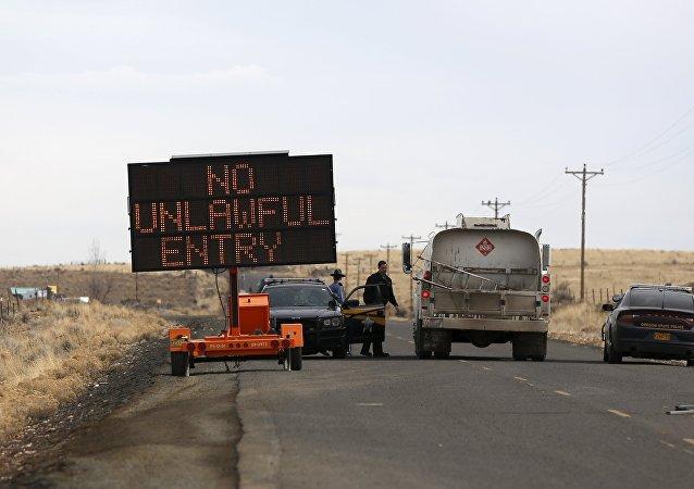 Parc naturel de l'Oregon: les protestataires ont miné le terrain