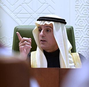 Adel al-Jubeir. Archive photo