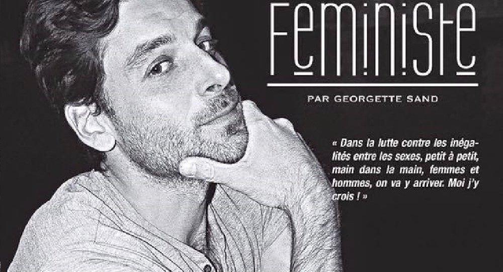 Rencontre une féministe masculine