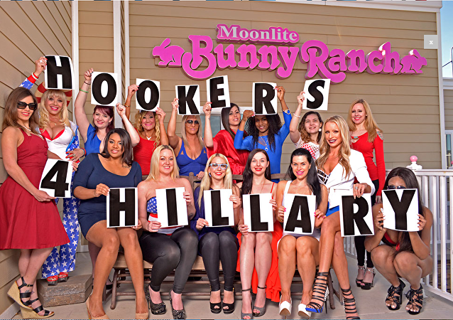Hookers for Hillary