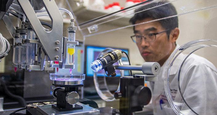 Les chercheurs créent une imprimante 3D pour imprimer des organes humains