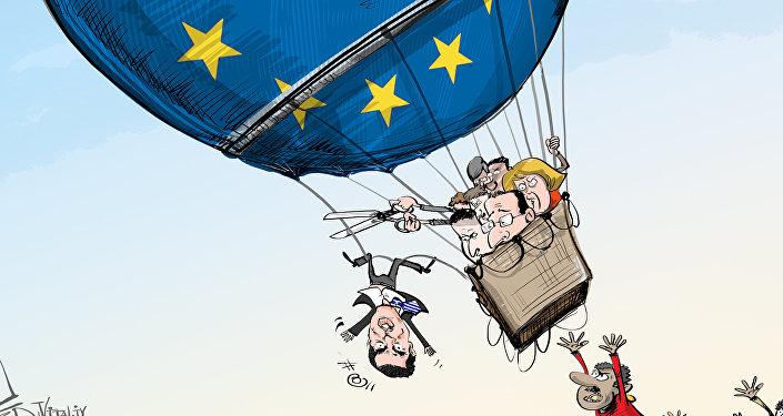 Bruxelles donne trois mois à la Grèce pour sécuriser ses frontières