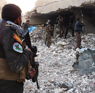 L'armée irakienne découvre un charnier à Ramadi