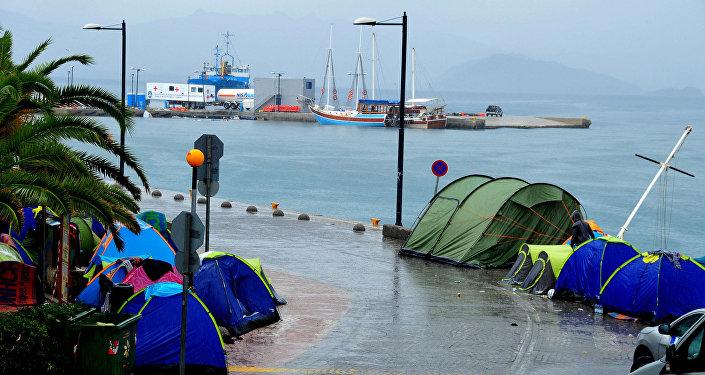 Kos, la Grèce