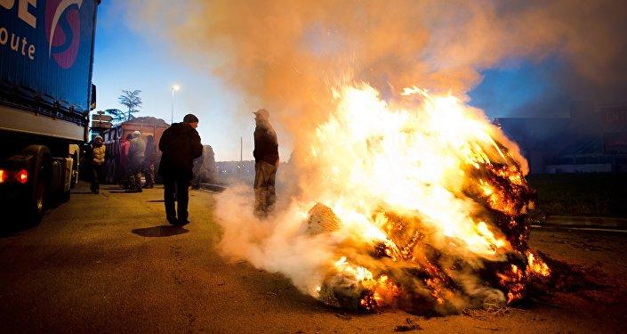 Nouvelle démonstration de force des agriculteurs mercredi à Rennes