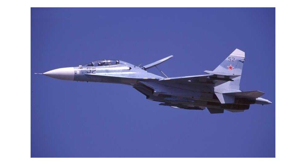 Le chasseur russe Su-30