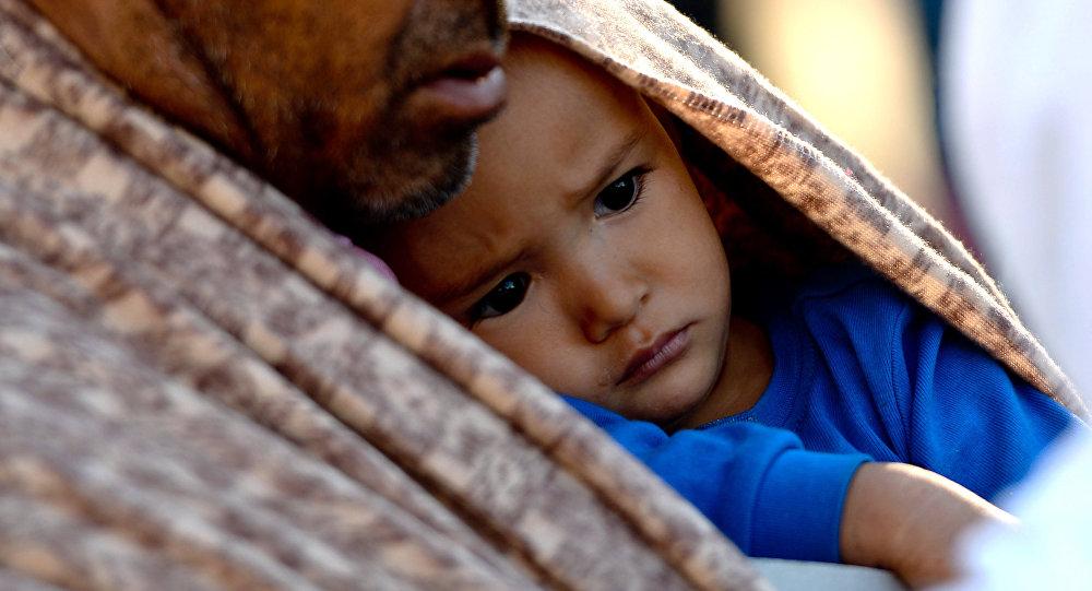 Migrants: L'Allemagne envoie une lettre d'expulsion à un bébé