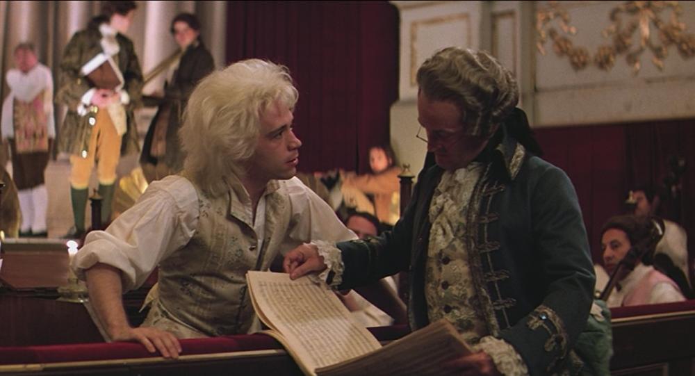 Mozart, film Amadeus