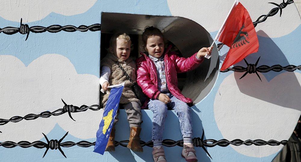 Anniversaire du Kosovo
