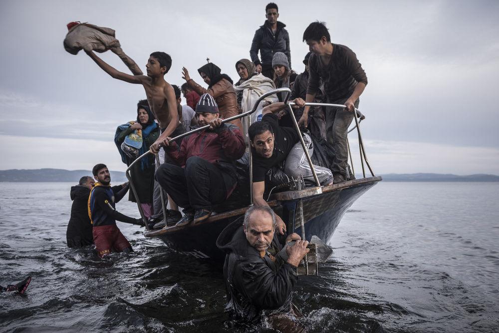 Les vainqueurs du concours World Press Photo 2016