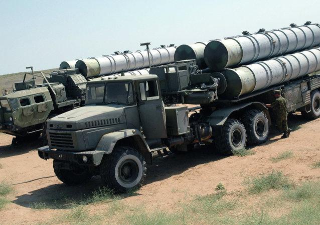 système de missiles sol-air S-300