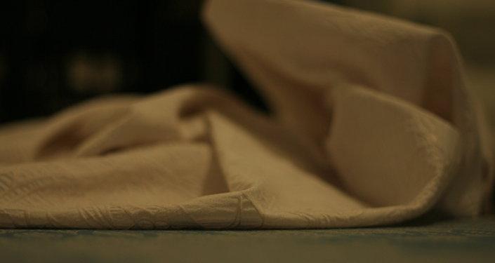 Tissu (image d'illustration)