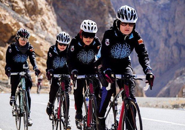 équipe afghane de cyclisme