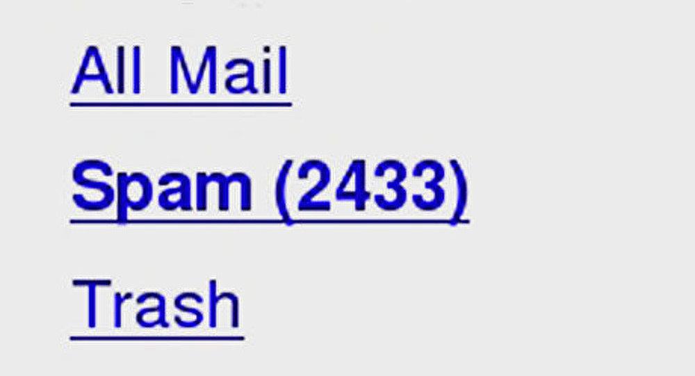 Le pays du spam importun