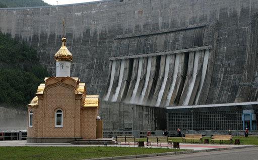 Un an après l'accident à la centrale électrique Sayano-Chouchenskaïa