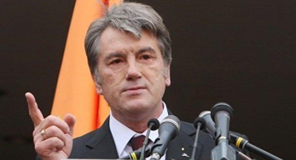 Vente d'armes à la Géorgie : un cauchemar de Iouchtchenko