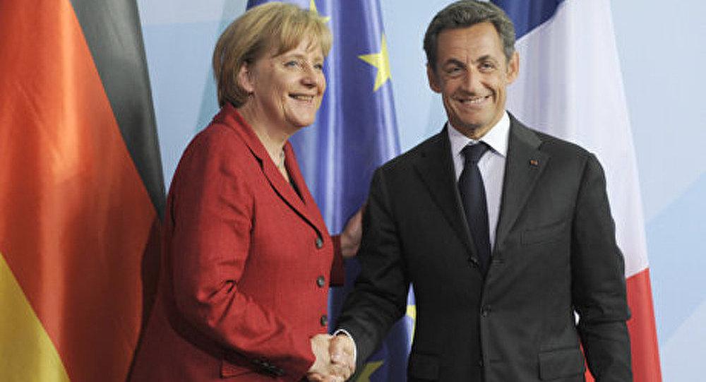 Berlin et Paris contre l'Europe?