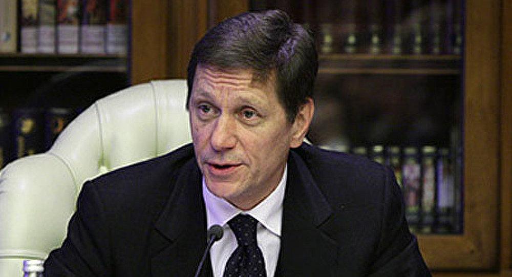 Le vice-premier ministre Alexandre Joukov sur la coopération franco-russe