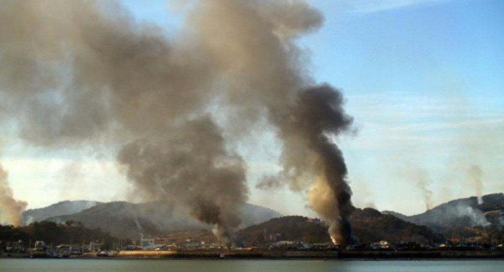Echanges de tirs: Pyongyang accuse Séoul