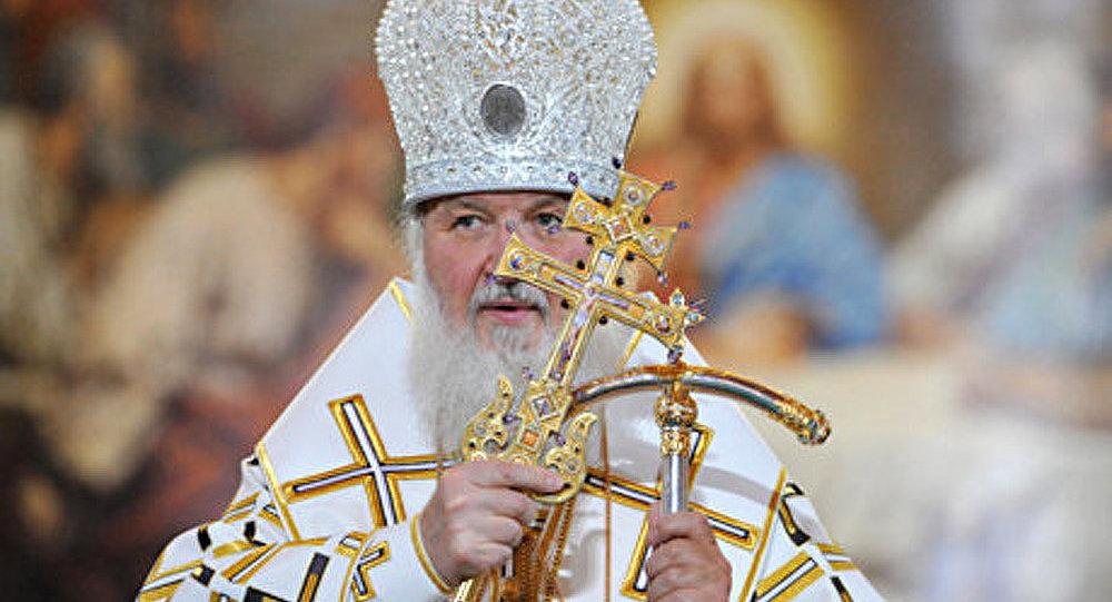 Le message du Patriarche Cyrille de Moscou et de toutes les Russies