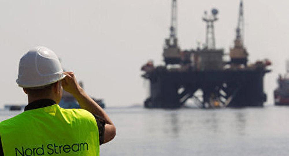 Nord Stream: 70 % de la première conduite achevés