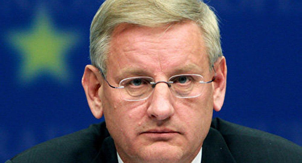 Biélorussie: Loukachenko s'est imposé de dures sanctions économiques (Bildt)