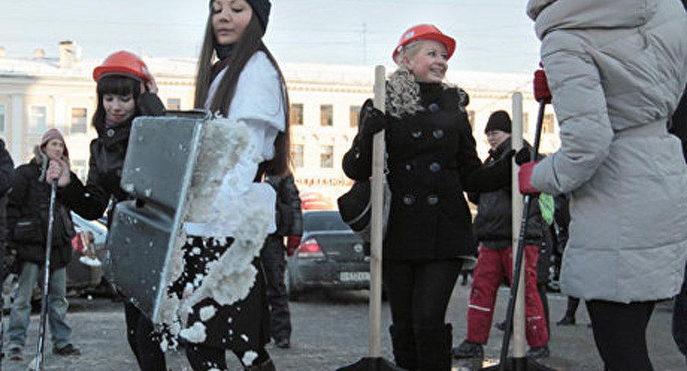 Femmes russes qui veulent venir en france