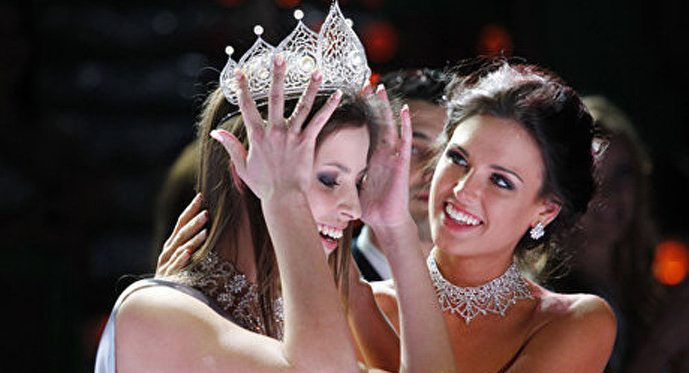Une Moscovite désignée Miss Russie 2011